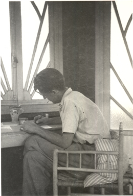 George Orwell in Morocco