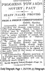 Daily Telegraph 25-7-39 Page 1
