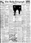 Daily Telegraph 23-8-39 Page 1